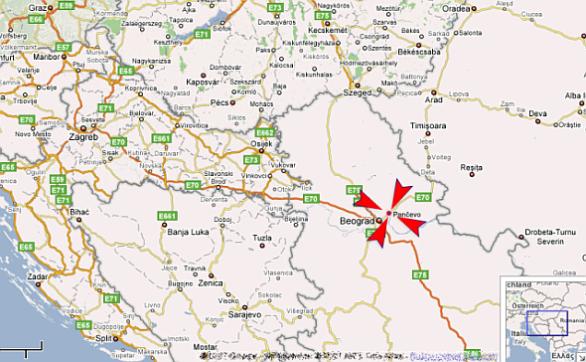 karta evrope sa putevima .slavijaauto.co.rs   Home karta evrope sa putevima